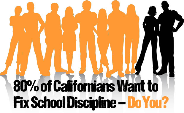 Californians Want to Fix School Discipline