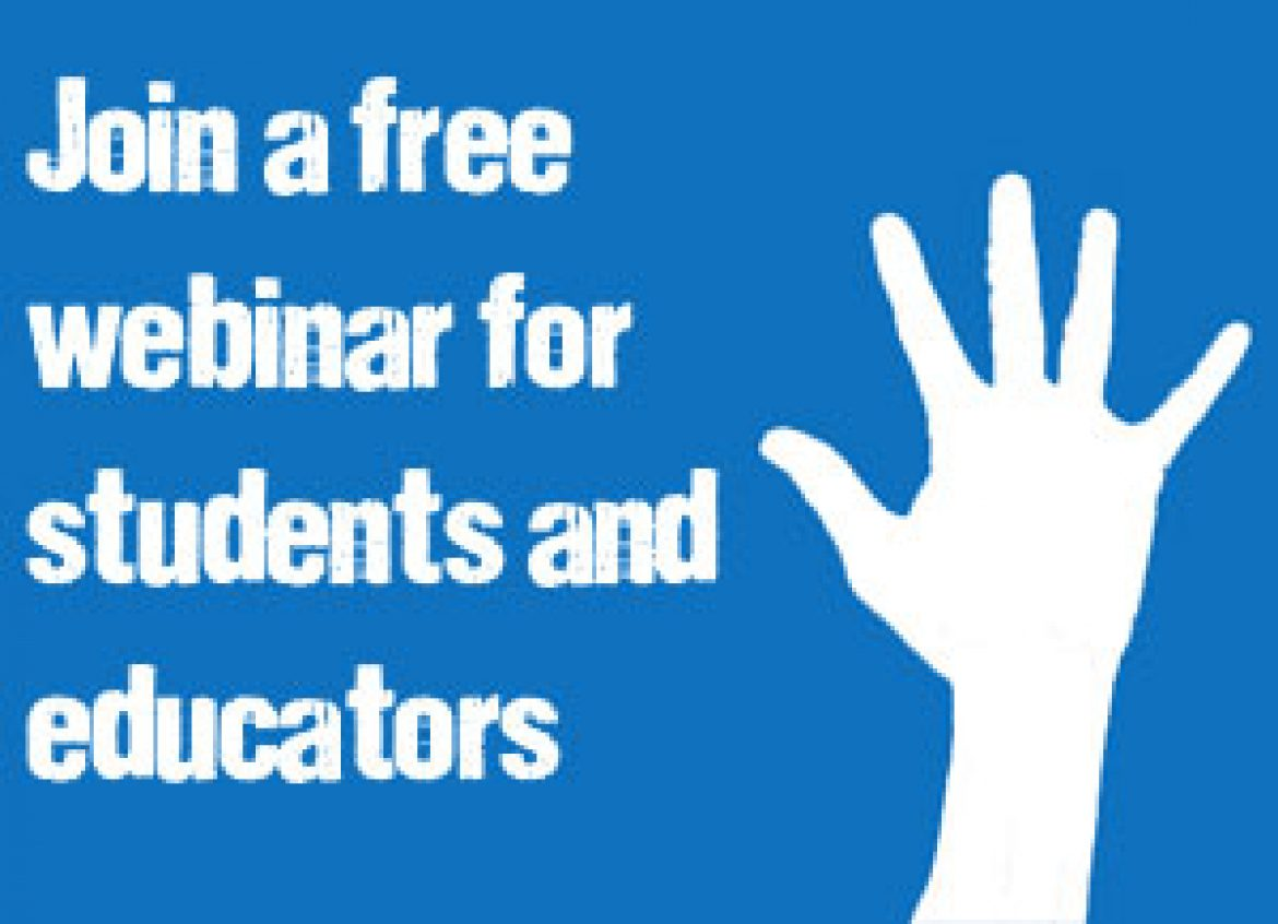 Free Webinar April 26th:  Using Data to Make Positive Discipline Changes!